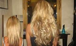 Platinum Seamless Hair Extensions Can Be Worn From 2 To 3 Months On Most Types Of By Using The Recommended Sulfate Free Aveda Products And Adhering