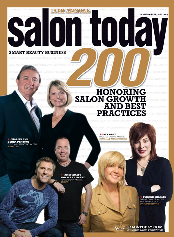 Salon Today 200 2012