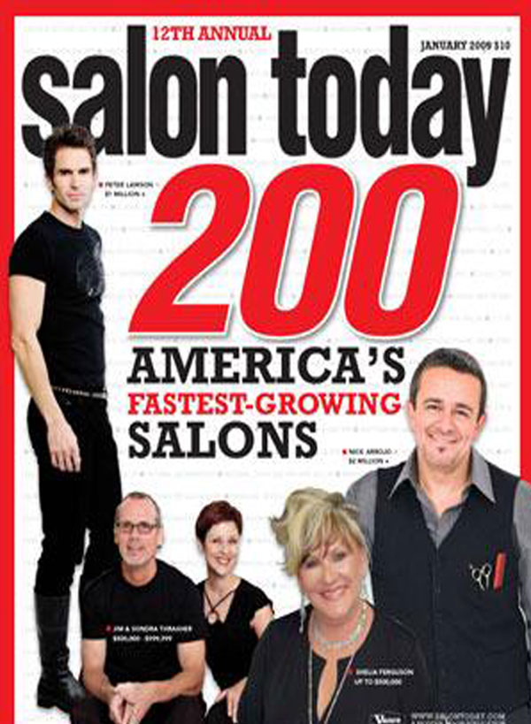 Salon Today 200 2009
