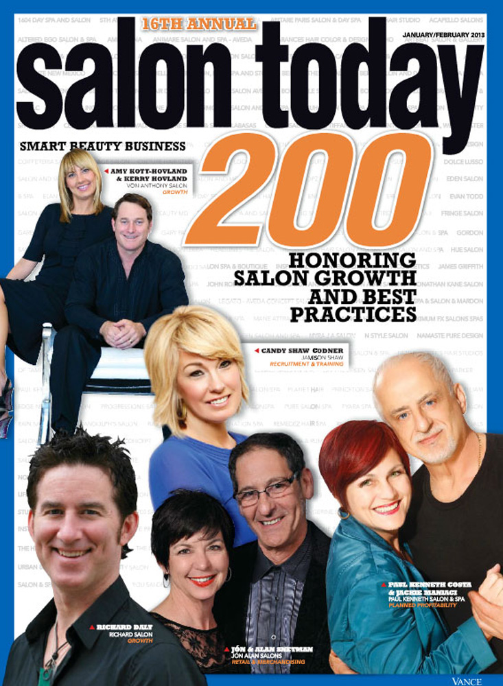 Salon Today 200 2013