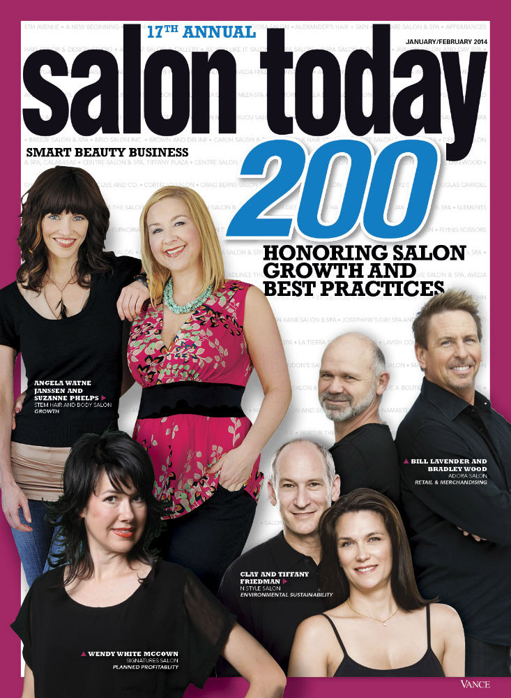 Salon Today 200 2014